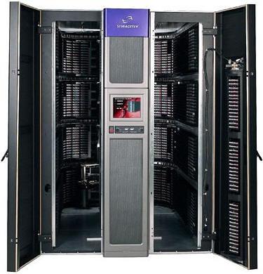 Sun StorageTek L180 Tape Library 2D